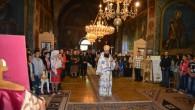 Miercuri, 21 mai, când Biserica Ortodoxă îi prăznuieşte pe Sfinţii Împăraţi şi întocmai cu Apostolii Constantin şi Elena, PS Părinte Sebastian a slujit Sfânta Liturghie în biserica Parohiei Traianu. În […]