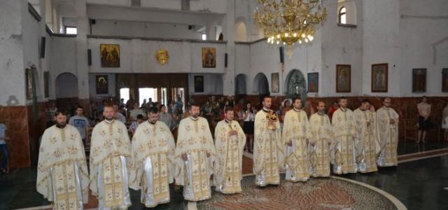 În seara zilei de vineri, 15 august, la Catedrala Episcopală din Slatina, Preasfinţitul Episcop Sebastian a participat la slujba Vecerniei, iar a doua zi a săvârşit Sfânta Liturghie, la praznicul […]