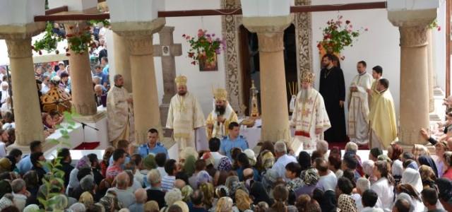 Duminică, 17 august, la Mănăstirea Brâncoveni s-a săvârşit Sfânta Liturghie, în sobor arhieresc, la care au participat: Preasfinţitul Nicodim – Episcopul Severinului şi Strehaiei, Preasfinţitul Sebastian – Episcopul Slatinei şi […]