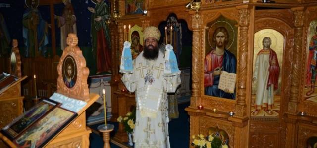Duminică, 10 august, Preasfinţitul Părinte Sebastian a slujit Sfânta Liturghie în biserica nouă a Mănăstirii Măineşti din Balş. În cuvântul de învăţătură, Preasfinţia Sa a tâlcuit evanghelia Duminicii a IX-a […]