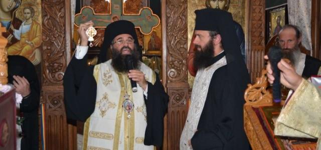 Sâmbătă, 27 septembrie, Preasfinţitul Episcop Sebastian a săvârşit slujba Parastasului la Mănăstirea Căluiu, cu prilejul împlinirii a 40 de zile de la trecerea la cele veşnice a Arhim. Corneliu Miroslav, […]