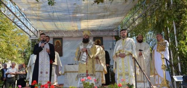 Duminică, 28 septembrie, Preasfinţitul Episcop Sebastian a târnosit biserica Parohiei Fălcoieni din oraşul Potcoava. După săvârşirea Sfintei Liturghii, în cuvântul de învăţătură, Preasfinţia Sa a tâlcuit evanghelia Duminicii a XVIII-a […]