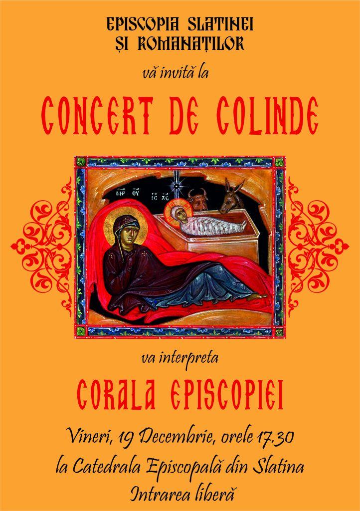 Concert de colinde 2014 a