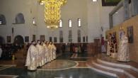 Sâmbătă, 6 decembrie, în ziua cinstirii Sfântului Ierarh Nicolae, Preasfinţitul Părinte Sebastian a slujit Sfânta Liturghie în Catedrala Episcopală, hirotonind diacon pe tânărul teolog Ciurea Dănuţ. În cuvântul de învăţătură, […]