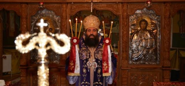 Duminică, 7 decembrie, Preasfinţitul Episcop Sebastian a săvârşit Sfânta Liturghie la Mănăstirea Clocociov, hirotonind diacon pe tânărul teolog Ţăpurin Marius-Nelu şi preot pe diac. Ciurea Dănuţ, pe seama Parohiei Văleni, […]