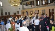 Joi, 21 mai, în ziua prăznuirii Înălţării Domnului şi a Sfinţilor Împăraţi Constantin şi Elena, Preasfinţitul Părinte Sebastian a slujit Sfânta Liturghie la Catedrala Episcopală. În cuvântul de învăţătură, Preasfinţia […]