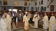 """Sâmbătă, 29 august, în ziua cinstirii Tăierii Capului Sf. Proroc Ioan Botezătorul, PS Părinte Sebastian a slujit Sfânta Liturghie în Catedrala Episcopală """"Înălţarea Domnului"""" din Mun. Slatina, răspunsurile la strană […]"""