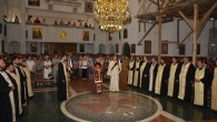 În seara zilei de vineri, 14 august, Preasfinţitul Părinte Sebastian, înconjurat de un numeros sobor de preoţi şi diaconi, a săvârşit slujba Deniei Prohodului Maicii Domnului la Catedrala Episcopală din […]