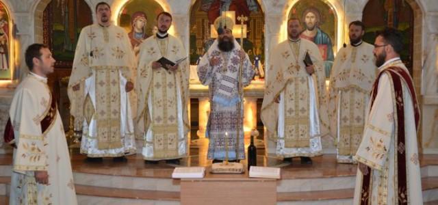 """Joi, 9 iunie a.c., în ziua Praznicului Înălţării Domnului, Preasfinţitul Părinte Sebastian a săvârşit Sfânta Liturghie în Catedrala Episcopală """"Înălţarea Domnului"""" din Municipiul Slatina. În cuvântul de învăţătură, Preasfinţia Sa […]"""