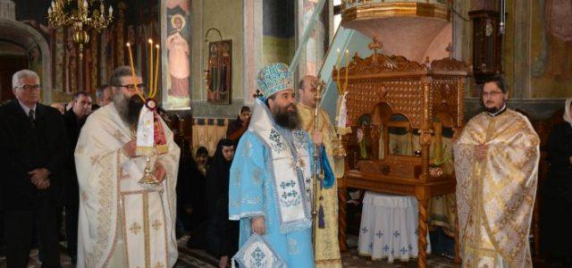 Duminică, 12 februarie, Preasfinţitul Episcop Sebastian a săvârşit Sfânta Liturghie în biserica mare a Mănăstirii Brâncoveni. În cuvântul de învăţătură, Preasfinţia Sa a tâlcuit pericopa întoarcerii fiului risipitor, subliniind drama […]