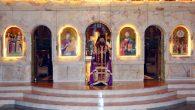 Vineri, 31 martie, Preasfințitul Părinte Sebastian a slujit Denia Acatistului Bunei Vestiri la Catedrala episcopală. În cuvântul de învățătură, Preasfinția Sa a arătat istoria alcătuirii imnului acatist și folosul […]