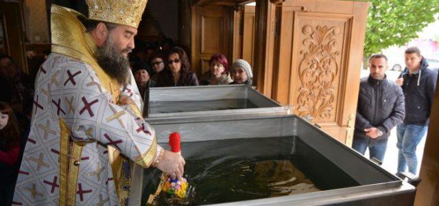 Vineri, 21 aprilie, la praznicul Izvorului Tămăduirii, Preasfințitul Episcop Sebastian a săvârșit Sfânta Liturghie și slujba sfințirii Aghiasmei mici la Catedrala episcopală. În cuvântul de învățătură, Preasfinția Sa a istorisit […]