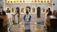 """Duminică, 5 iunie, de praznicul """"Pogorârii Sfântului Duh"""", Preasfințitul Părinte Sebastian a slujit Sfânta Liturghie la catedrala episcopală. În cuvântul de învățătură, Preasfinția Sa a subliniat însemnătatea evenimentului Pogorârii Sfântului […]"""