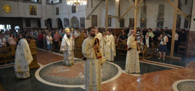 Duminică, 2 iulie, Preasfințitul Părinte Sebastian a slujit Sfânta Liturghie la catedrală, răspunsurile la strană fiind date de corala preoților din Episcopie. În cuvântul de învățătură, Preasfinția Sa a tâlcuit […]