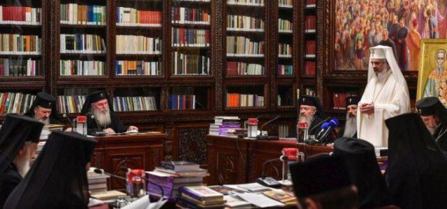 În zilele de 4 și 5 iulie 2017, în Sala Sinodală din Reședința Patriarhală, sub președinția Preafericitului Părinte Patriarh Daniel, s-au desfășurat ședințele de lucru ale Sfântului Sinod al Bisericii […]
