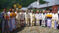 Mănăstirea Lainici a adunat duminică, 6 august, de praznicul Schimbării ila Faţă a Domnului, mii de credincioşi, veniţi la închinare cu prilejul hramului. Sfânta şi Dumnezeiasca Liturghie a fost săvârşită […]