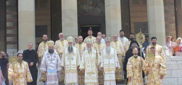 """De aproape 70 de ani, la 11 august, Catedrala mitropolitană """"Sfântul Mare Mucenic Dimitrie"""" din Craiova îmbracă haine de sărbătoare pentru a-l cinsti aşa cum se cuvine pe Sfântul Ierarh […]"""