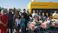Faptele bune nu iau vacanţă! Copiii şi tinerii din localitatea Dranovăţu, com. Găneasa, au dorit să îşi petreacă altfel câteva zile din vacanţa de vară. Ei s-au alăturat voluntarilor civili […]