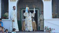 Marți, 15 august, Preasfințitul Episcop Sebastian a slujit Sfânta Liturghie în biserica Parohiei Ghioșani din comuna Morunglav. În cuvântul de învățătură, Preasfinția Sa a vorbit despre rolul Maicii Domnului în […]