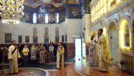 Joi 14 septembrie, când Biserica pomenește Înălțării Sfintei Cruci, Preasfințitul Părinte Sebastian a slujit Sfânta Liturghie în catedrala episcopală, răspunsurile la strană fiind date de către corala preoților din eparhie. […]
