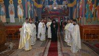 Duminică, 8 octombrie, Preasfințitul Părinte Sebastian a sfințit pictura bisericii mari a Parohiei Tufeni Vale, com. Tufeni. După Sfânta Liturghie, în cuvântul de învățătură, Preasfinția Sa a tâlcuitEvanghelia învierii fiului […]