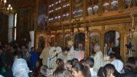 Sâmbătă, 14 octombrie, în ziua prăznuirii Sfintei Cuvioase Parascheva, Preasfințitul Părinte Sebastian a resfințit biserica Parohiei Buna Vestire din mun. Caracal. După Sfânta Liturghie, în cuvântul de învățătură, Preasfinția Sa […]