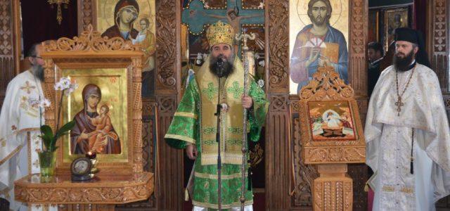 Duminică 19 noiembrie, Preasfințitul Episcop Sebastian a slujit Sfânta Liturghie la Mănăstirea Călui. În cuvântul de învăţătură, Preasfinţia Sa a tâlcuit pericopa evanghelică a Duminicii a XXVI-a după Rusalii, în […]