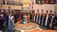 Luni, 19 februarie,în prima zi a Postului Mare, la Catedrala episcopală, Preasfințitul Episcop Sebastian a săvârșit slujba Pavecerniței Mari, în cadrul căreia s-a citit prima parte a Canonului Sfântului Andrei […]