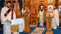"""Duminică 18 februarie, Preasfințitul Părinte Sebastian a săvârșit Sfânta Liturghie la Mănăstirea Măinești. În cuvântul de învățătură, Preasfinția Sa a tâlcuit evangheliaDuminicii izgonirii lui Adam din Rai: """"Evanghelia de astăzi […]"""
