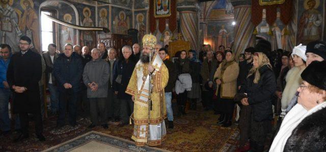 În ziua de 25 februarie, la prăznuirea Duminicii Ortodoxiei, Preasfințitul Părinte Sebastian a săvârșit Sfânta Liturghie în biserica Parohiei Pleșoiu. În cuvântul de învățătură, Preasfinția Sa a subliniat câteva aspecte […]
