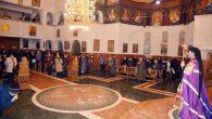 Vineri 23 martie, Preasfințitul Părinte Sebastian a slujit Denia Acatistului Bunei Vestiri la catedrala episcopală. În cuvântul de învățătură, Preasfinția Sa a vorbit despre istoria alcătuirii Imnului Acatist și despre […]