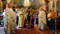 Sâmbătă, 8 septembrie, la praznicul Nașterii Maicii Domnului, Preasfințitul Episcop Sebastian a slujit Sfânta Liturghie la Mănăstirea Clocociov. În cuvântul de învăţătură, Preasfinţia Sa a vorbit despre puterea de mijlocire […]