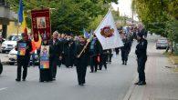 """În seara zilei de 1 octombrie, în Municipiul Caracal s-a desfășurat un marș pentru susținerea Referendumului național privind înlocuirea în Constituție, la art. 48 alin. 1, a termenului""""soți""""cu""""un bărbat și […]"""