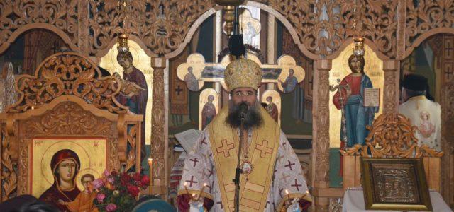 Marți, 4 decembrie, la prăznuirea Sfintei Mucenițe Varvara, Preasfințitul Părinte Sebastian a săvârșit Sfânta Liturghie la hramul bisericii Parohiei Minieri, com. Filipeștii de Pădure, jud. Prahova. În cuvântul de învăţăturăPreasfinţia […]