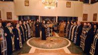  Luni, 11 martie,în prima zi a Postului Mare, la Catedrala episcopală, Preasfințitul Sebastian a săvârșit slujba Pavecerniței Mari, în cadrul căreia s-a citit prima parte a Canonului Sfântului Andrei […]