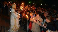 Duminică, 28 aprilie, Preasfințitul Episcop Sebastian a săvârșit slujba Învierii Domnului la catedrala episcopală. În cuvântul de învățătură, Preasfinția Sa a subliniat faptul istoric al înomeririi și morții lui Dumnezeu […]