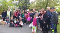 În Vinerea de dinaintea Floriilor, la Parohia Izvoru, un grup de tineri au adus bucurie pe chipul și în inimile a 15 elevi ai Școlii Gimnaziale Găneasa, domiciliați în toate […]