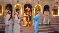 Vineri 3 mai, la praznicul Izvorului Tămăduirii, Preasfinţitul Episcop Sebastian a săvârşit Sfânta Liturghie şi slujba sfinţirii Aghiasmei Mici la catedrala episcopală, hirotonind diacon pe teologul Iordache Mihail. În cuvântul […]