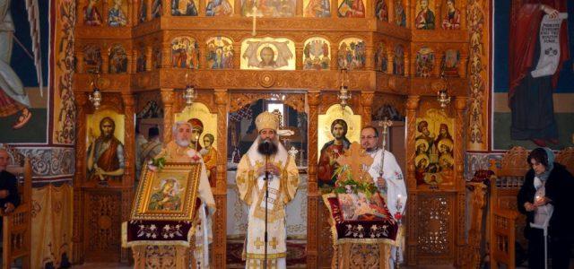 Duminică 5 mai, Preasfințitul Episcop Sebastian a slujit Sfânta Liturghie în biserica Parohiei Rusănești. În cuvântul de învățătură, la sfârșitul Sfintei Liturghii, Preasfinția Sa a tâlcuit Evanghelia Duminicii Sfântului Apostol […]