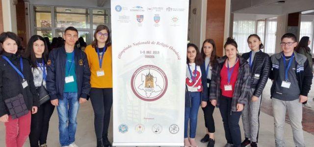 """În perioada, 1-5 mai 2019, la Liceul Economic """"Partenie Cosma"""" din Oradea, județul Bihor, s-a desfășurat Olimpiada de Religie, etapa națională. Județul Olt a fost reprezentat de 11 elevi, astfel: […]"""