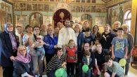 Duminică, 2 iunie a.c., creștinii cu deficiențe de auz și vorbire din Eparhia noastră au participat la Sfânta Liturghie oficiată în limbaj mimico-gestual la biserica dedicată lor din incinta complexului […]