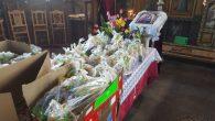 În data de 27 aprilie a.c., urmare donației făcută de Fam. Pelger din Germania, 80 de copii din cadrul Parohiei Ursa au primit cadouri de Sfintele Paști, constând în diferite […]