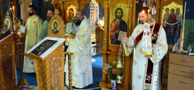 Luni, 24 iunie, în ziua prăznuiriiNașterii Sfântului Ioan Botezătorul, Preasfințitul Episcop Sebastian a slujit Sfânta Liturghie la Mănăstirea Măinești din Balș. În cuvântul de învățătură, Preasfinția Sa a prezentat evenimentul […]