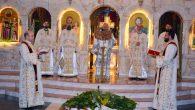 Duminică, 16 iunie, la prăznuirea Pogorârii Sfântului Duh, Preasfințitul Episcop Sebastian a slujit Sfânta Liturghie în catedrala episcopală. În cuvântul de învățătură, Preasfinția Sa a subliniat însemnătatea evenimentului Pogorârii Sfântului […]