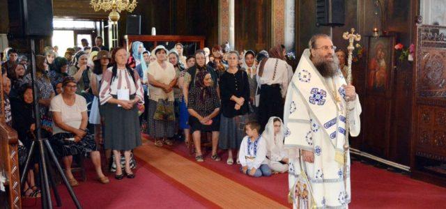 Sâmbătă, 29 iunie, Preasfințitul Episcop Sebastian a săvârșit Sfânta Liturghie în biserica Parohiei Osica de Sus II. În cuvântul de învățătură, Preasfinția Sa a prezentat pe scurt viețile celor doi […]