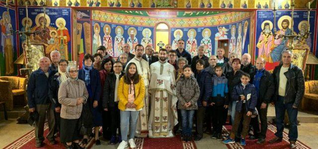 Duminică, 6 octombrie 2019, Pr. Ionuț DRĂGHICI, slujitor al comunității persoanelor cu deficiență de auz și vorbire din cadrul Episcopiei Slatinei și Romanaților a participat, împreună cu un grup de […]