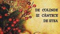 """Duminică, 22 decembrie, începând cu orele 11.30, la Parohia """"Sfinții Împărați Constantin și Elena"""" din orașul Balș, va avea loc un concert de colinde și cântece de stea în interpretarea […]"""