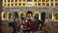 Miercuri, 25 decembrie, la praznicul Nașterii Mântuitorului Hristos, Preasfințitul Episcop Sebastian a slujit Sfânta Liturghie la catedrala episcopală. La final, Preasfinția Sa a felicitat pe cei prezenți, iar preoții au […]