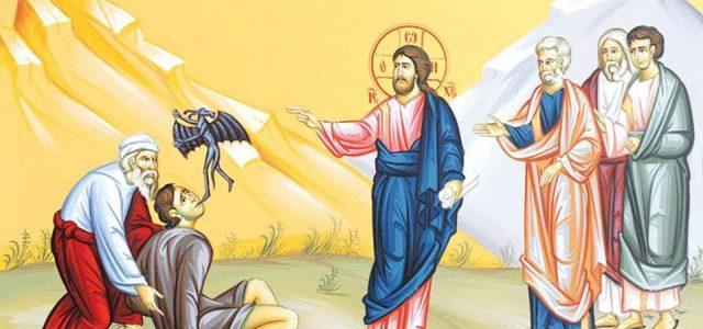 """CUVÂNTUL IERARHULUI PROTECȚIE, IZOLARE ȘI DEZINFECTANT Duminica a IV-a din Post (Vindecarea fiului lunatic – Marcu 9, 17-32) Evanghelia aceasta se potrivește """"mănușă"""" perioadei de criză prin care trecem. Un […]"""