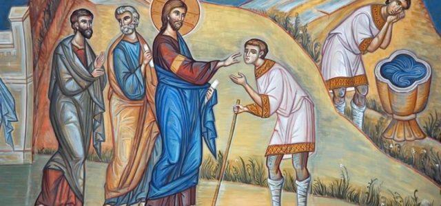 CUVÂNTUL IERARHULUI Prinde orbul, scoate-i ochii! Duminica orbului − In. 9, 1-38 − Nu știu dacă autorul acestei zicale s-a inspirat din evanghelia de astăzi, dar prea se potrivește! Mântuitorul […]